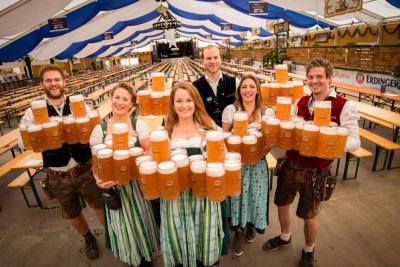 Γερμανία: Ακυρώθηκε λόγω της πανδημίας και το φετινό Oktoberfest