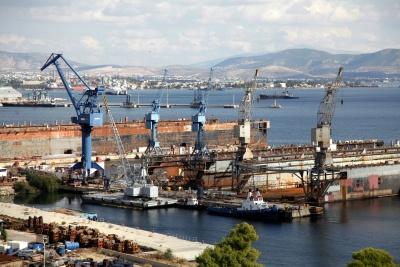 Η ONEX Group ενδιαφέρεται και για τα ναυπηγεία Ελευσίνας και Σκαραμαγκά