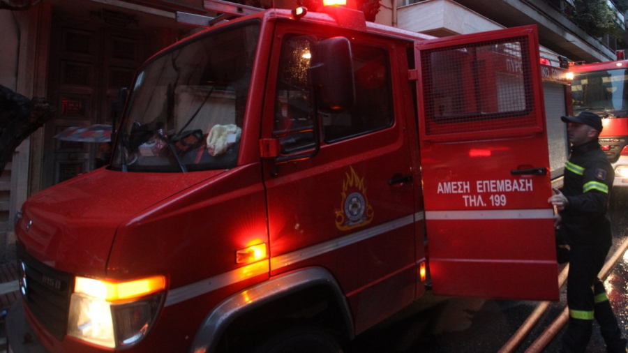 Φωτιά στην Ολυμπία – Εκκενώνονται οικισμοί