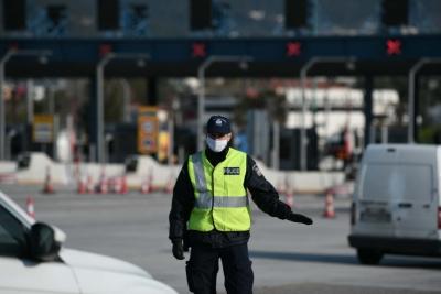 Πάσχα υπό περιορισμό, μπλόκα στις εθνικές - Κλείνουν τις εξαιρέσεις στις υπερτοπικές μετακινήσεις