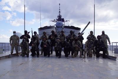 Συνεκπαίδευση προσωπικού Ειδικών Δυνάμεων από Κύπρο, Ελλάδα και ΗΠΑ