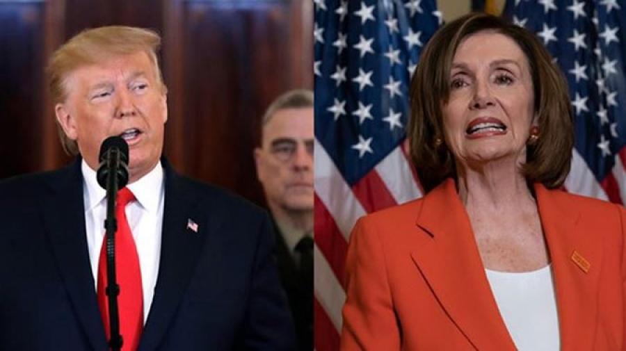 Η δίκη για την καθαίρεση Trump ξεκινά τις επόμενες ημέρες - Οι Δημοκρατικοί ψηφίζουν για το κατηγορητήριο