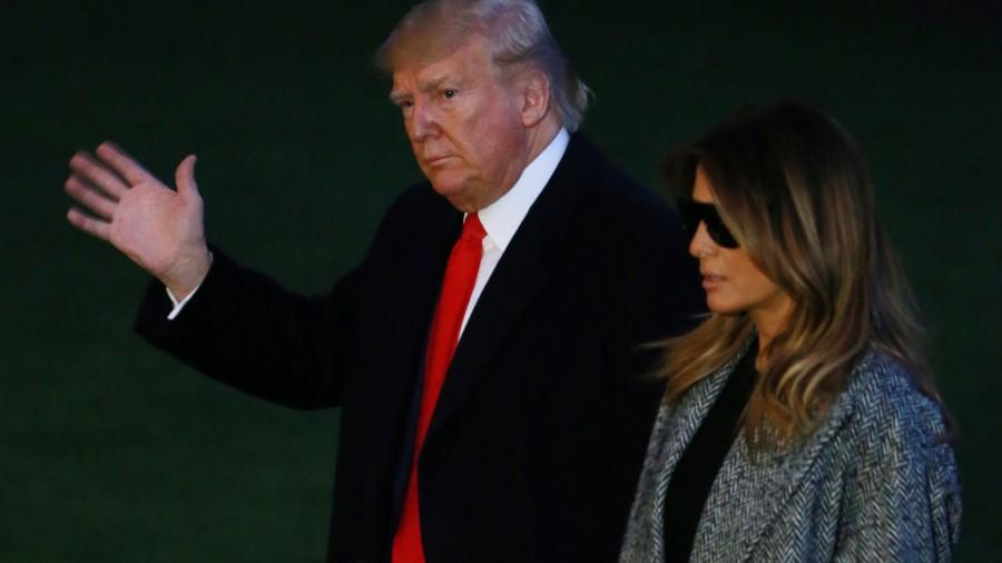 Και η πρώτη κυρία των ΗΠΑ στην προεκλογική μάχη - Επίθεση από την Melania Trump κατά Biden