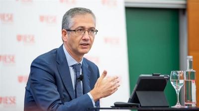 De Cos (ΕΚΤ): Δεν θα αυξηθούν τα επιτόκια εντός του 2023 – Γιατί δεν πληρούνται οι προϋποθέσεις
