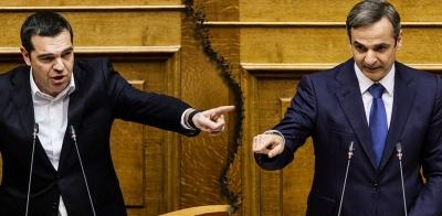 Σκληρή σύγκρουση Μητσοτάκη - Τσίπρα για Λιγνάδη - Στο στόχαστρο της Δικαιοσύνης γνωστός ηθοποιός - Ερευνάται ο ρόλος των ΜΚΟ