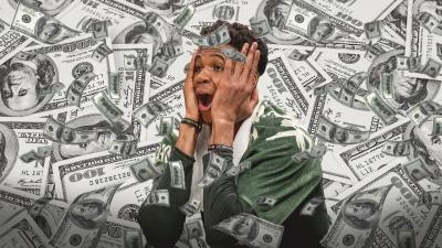 Γιάννης Αντετοκούνμπο: Αύξηση κερδών από χορηγίες ύψους 65 εκ. δολαρίων ετησίως μετά το πρωτάθλημα!