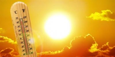 Καύσωνας: Ο υδράργυρος έσπασε το φράγμα των 47 βαθμών στον Λαγκαδά!