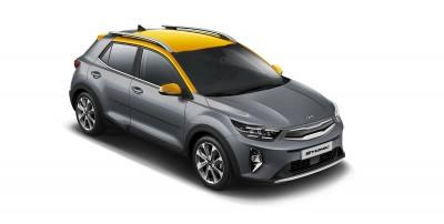 Ανανέωση με mild hybrid κινητήρες για το Kia Stonic