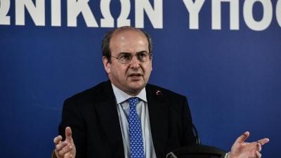 Χατζηδάκης: Σπατάλη χρόνου τα περί κατάργησης του 8ώρου - Εφαρμόζεται ευρωπαϊκή νομοθεσία