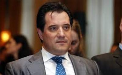 Γεωργιάδης: Έλαβα προ ολίγου εξώδικο από την Όλ. Γεροβασίλη και θα απαντήσω από το βήμα της Βουλής