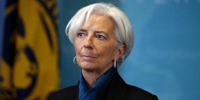 Lagarde: Μεγαλύτερος κίνδυνος για την παγκόσμια οικονομία η εκτόξευση του χρέους