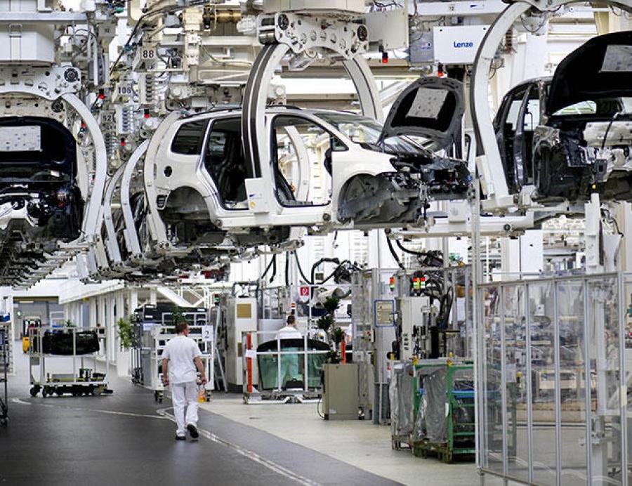 Πτώση 5,4% του δείκτη τιμών παραγωγού στη βιομηχανία τον Ιανουάριο