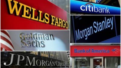 Στα 200 δισ. δολ. τα πρόστιμα που έχουν επιβληθεί στις αμερικανικές τράπεζες