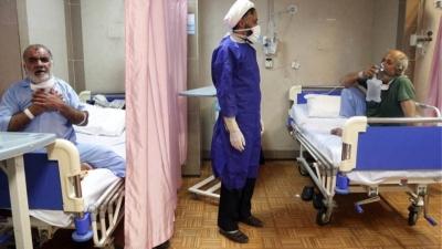 Covid: Μερικό Lockdown για πρώτη φορά στην Τεχεράνη