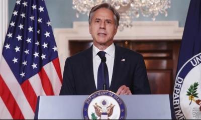 Blinken (ΥΠΕΞ ΗΠΑ): Ναι σε συνεργασία με τους Ταλιμπάν εάν τηρήσουν τις δεσμεύσεις τους