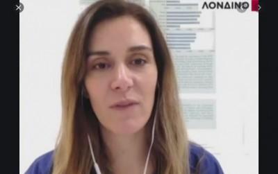 Παρασκευή Δημητριάδη: Η 1η Ελληνίδα που θα κάνει το εμβόλιο κορωνοϊού - Είμαι πολύ ενθουσιασμένη