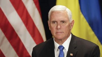 Επίσκεψη – αστραπή του Αμερικανού αντιπροέδρου Mike Pence στο Ιράκ
