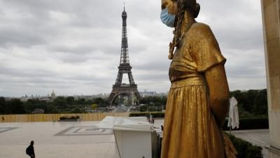 Η Γαλλία κατέγραψε τη μεγαλύτερη αύξηση σε ασθενείς Covid-19 στις ΜΕΘ εδώ και μήνες
