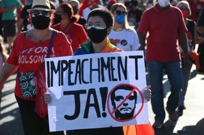 Καταπέλτης το πόρισμα της Γερουσίας για τον Bolsonaro - Κατηγορίες για εγκλήματα κατά της ανθρωπότητας
