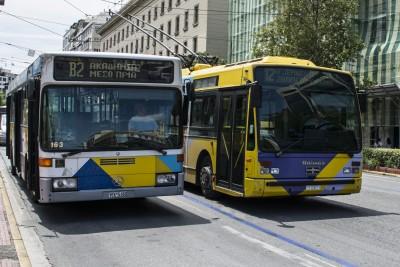 Υπ. Μεταφορών: Σε συναγερμό τα μέσα μαζικής μεταφοράς - «Σκοντάφτει» η αύξηση δρομολογίων στις ελλείψεις προσωπικού και οχημάτων