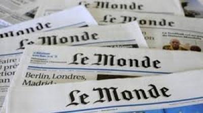 Le Monde: Γάλλοι υπουργοί προτείνουν τη θέσπιση πανευρωπαϊκού φόρου για την καταπολέμηση της υπερθέρμανσης