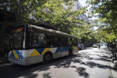 Σταθόπουλος για ΜΜΜ: Θα προστεθούν άμεσα 200 λεωφορεία και άλλα 300 έως το τέλος του 2020