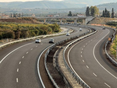 Με Πάτρα - Πύργος και Άκτιο Αμβρακία ξεκινά το πακέτο των 13 δισ. ευρώ στις υποδομές