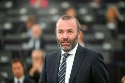 Weber (ΕΛΚ): Κόκκινη γραμμή για την ΕΕ οι αρχές του κράτους δικαίου