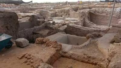Ισραήλ: Αρχαιολόγοι ανακάλυψαν το μεγαλύτερο βυζαντινό οινοποιείο στον κόσμο - Δύο εκατ. λίτρα κρασιού κάθε χρόνο
