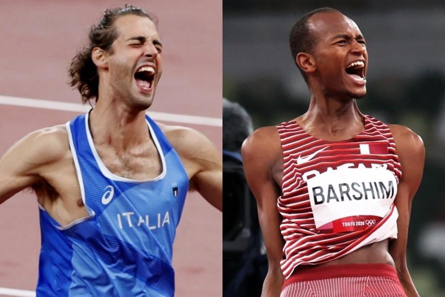 Άλμα εις ύψος Ανδρών: Οι Μπαρσίμ και Ταμπέρι μοιράστηκαν το χρυσό! (video)