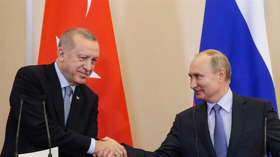 Νέες ισορροπίες στη Συρία – Putin και Erdogan ορίζουν την επόμενη ημέρα – Στους χαμένους Κούρδοι και ΗΠΑ