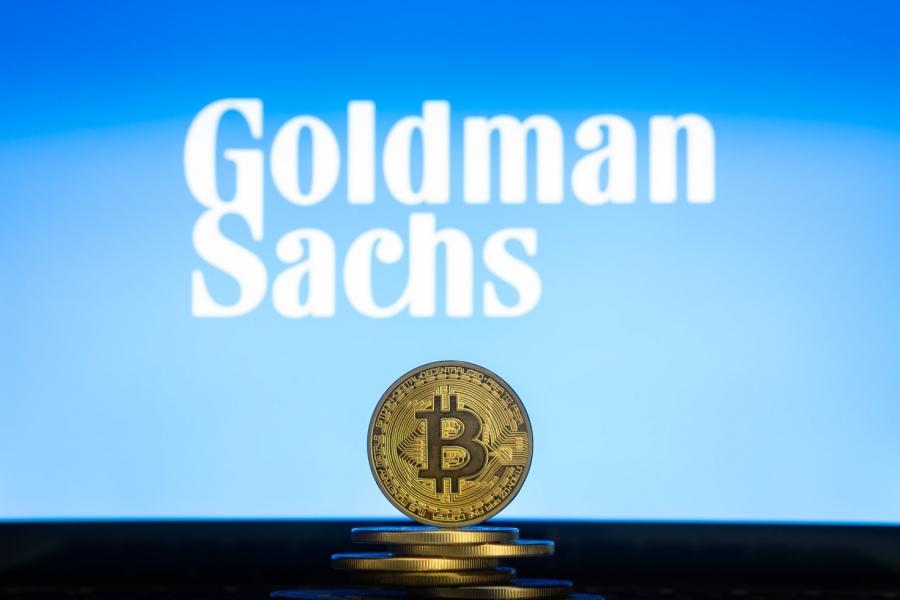 Μεταστροφή από την Goldman Sachs: Μη βιώσιμη επένδυση για τους πελάτες μας τα κρυπτονομίσματα