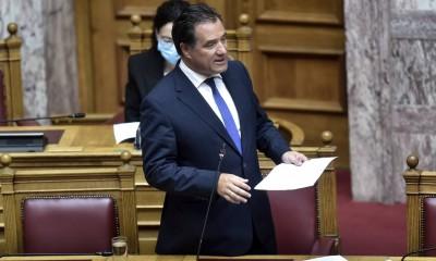 Γεωργιάδης: Η πορεία της πανδημίας θα καθορίσει τη διάρκεια του lockdown