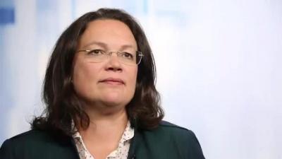 Nahles (SPD): Ο Seehofer είναι κίνδυνος για την Ευρώπη – Ορατό ένα γερμανικό Brexit