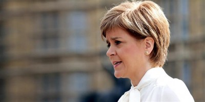 Sturgeon (Πρωθυπουργός Σκωτίας) για συμφωνία Brexit: Ήρθε η ώρα για μια ανεξάρτητη Σκωτία