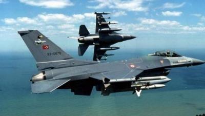 Ακάθεκτη η Τουρκία: Δεκάδες παραβιάσεις του ελληνικού εναέριου χώρου από τουρκικά μαχητικά