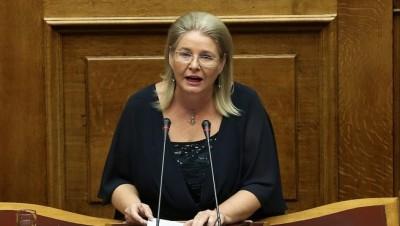 Ποινική δίωξη στη Ζαρούλια για ψευδή δήλωση - Είχε προσπαθήσει να διοριστεί στη Βουλή