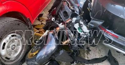 Βίντεο - σοκ από το τροχαίο στην Καβάλα με τους τρεις νεκρούς