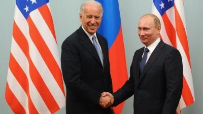 Κρεμλίνο: Συνάντηση Putin με Biden το καλοκαίρι του 2021 - Δεν έχει αποφασιστεί τόπος και ημερομηνία