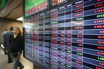 Το ΧΑ έχασε μέσα σε 4 συνεδριάσεις 3 δισ. ευρώ από την κεφαλαιοποίησή του