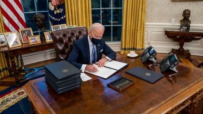 Biden (ΗΠΑ): Με εκτελεστικό διάταγμα θα αντιμετωπίσει την έλλειψη ολοκληρωμένων κυκλωμάτων (chips) στην αγορά