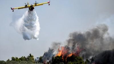 Στην σκληρή αντιπολίτευση περνά ο ΣΥΡΙΖΑ -Zητά από την κυβέρνηση εξηγήσεις για την πυρκαγιά στην Κορινθία
