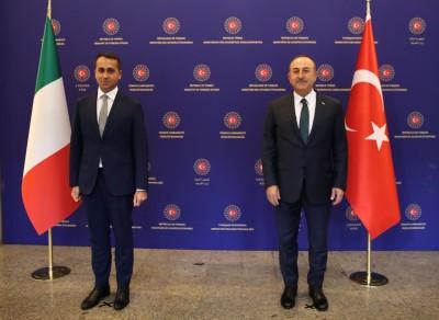Ιταλικό χτύπημα στην Ελλάδα… - Η Τουρκία είναι φίλη μας υποστηρίζει ο Υπουργός Εξωτερικών Luigi Di Maio
