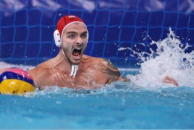 Ο Μάνος Ζερδεβάς στο BN Sports: «Μπορούμε να κερδίσουμε τις μεγαλύτερες δυνάμεις του πόλο - Θα δώσουμε το 100% για το μετάλλιο»