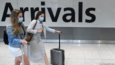 «Όχι στην καραντίνα Βρετανών ταξιδιωτών» συνιστά το WTTC στην ΕΕ