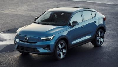 Το ηλεκτρικό Volvo C40 Recharge είναι το alter ego του XC40!