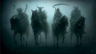 Ποιοι είναι οι τέσσερις ιππότες της Αποκάλυψης που φέρνoυν… Αρμαγεδδώνα στη Wall Street