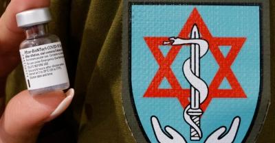 To Ισραήλ από τα πιο εμβολιασμένα κράτη ανησυχεί για την νέα παραλλαγή AY4.2 και τα ρεκόρ κρουσμάτων στην Βρετανία