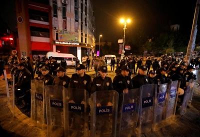 Erdogan: «Τρομοκράτες» οι φοιτητές που διαδήλωσαν στην Κωνσταντινούπολη για τον διορισμό του Πρύτανη