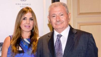 Η οργισμένη δήλωση της συζύγου του Σήφη Βαλυράκη για την αρχειοθέτηση της υπόθεσης